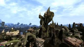 Morrowind in Flight (MGSO, Tamriel Rebuilt, Morrowind Rebirth, others...)