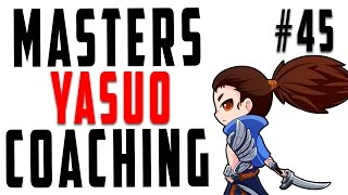 Masters Coaching #45 - Yasuo Top (Silver 4)