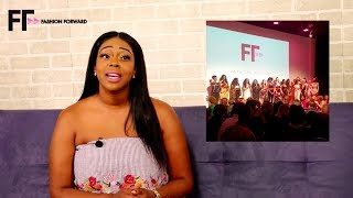 FF Recap Interview with Taisha Freeman, founder of Fashion Forward