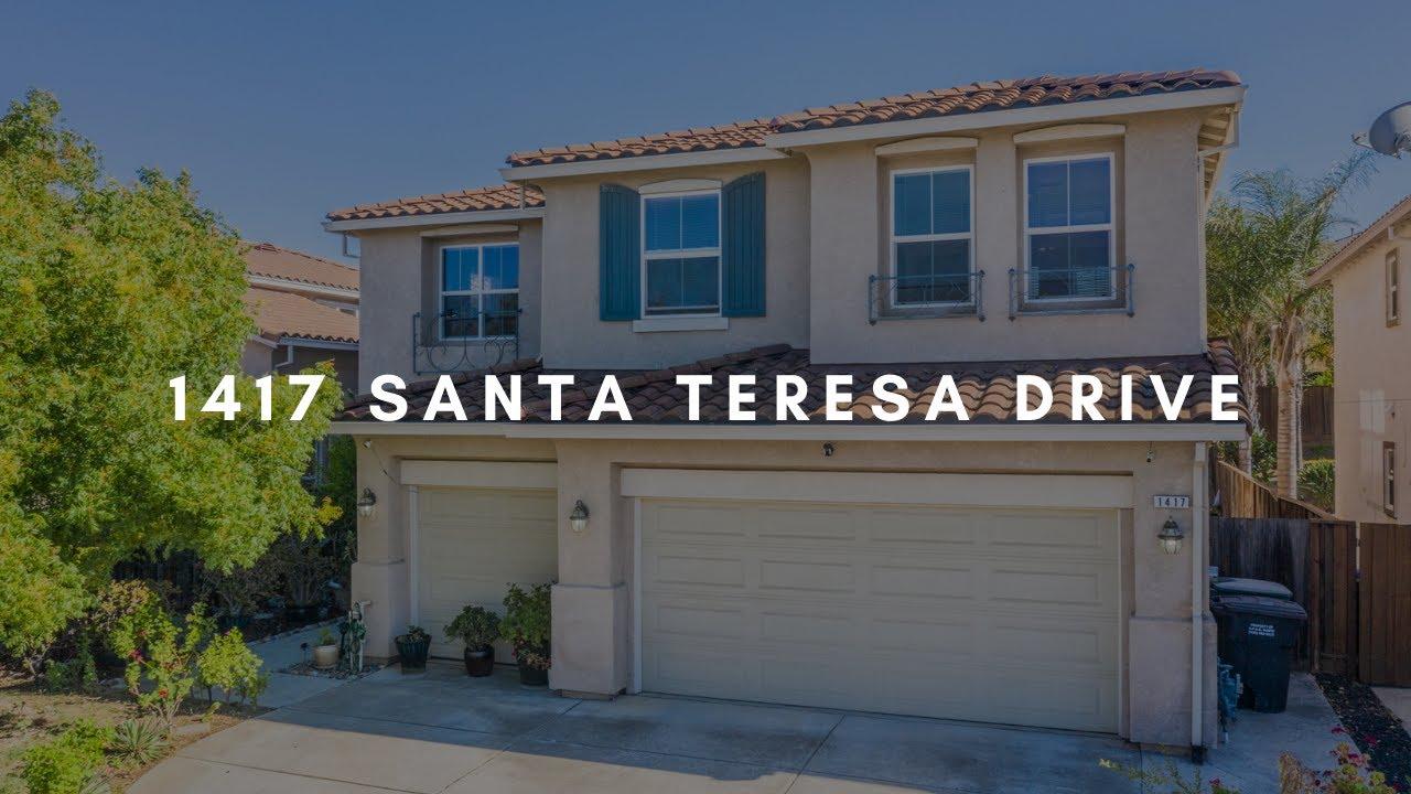 1417 Santa Teresa Drive, Pittsburg, CA 94565