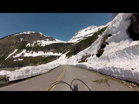 Going to the Sun Road, May 29, 2017