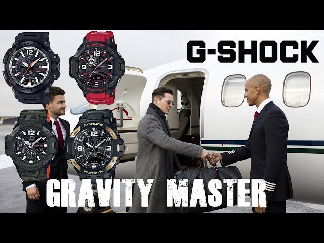 G-SHOCK Gravity Master - Features, Prices and Much More (Hindi)