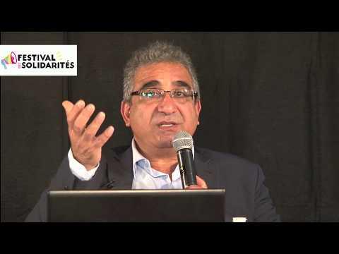 """Pascal BICHART  """"Nationalisation du pétrole iranien"""" FESTIVAL DES SOLIDARITES CERGY 25/11/2017"""