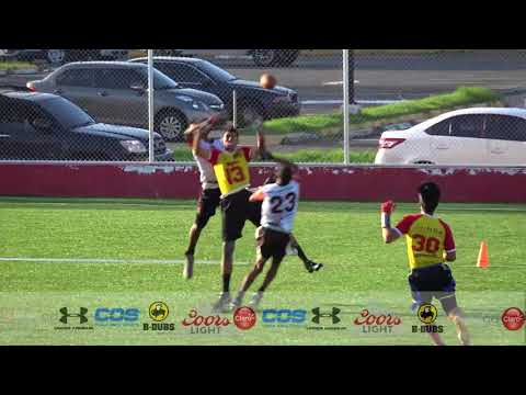 PFL BENGALS VS TERPS SEMANA 11 2017   2018
