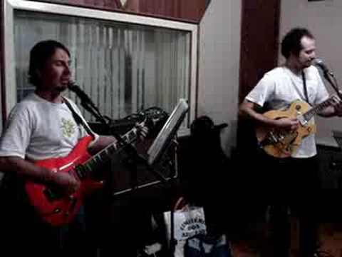 Surfin´Safari - ensaio (rehearsal) - Beach Boys Cover