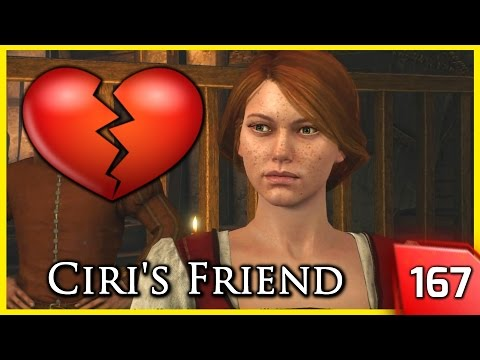 Witcher 3: If Geralt Chose Triss, can he still be friends with Yennefer? from YouTube · Duration:  55 seconds