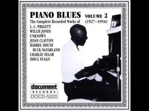 Willie Jones - Blue Buddies Blues