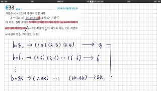 확률과 통계 모의고사 기출문제 E.조건부확률(1)