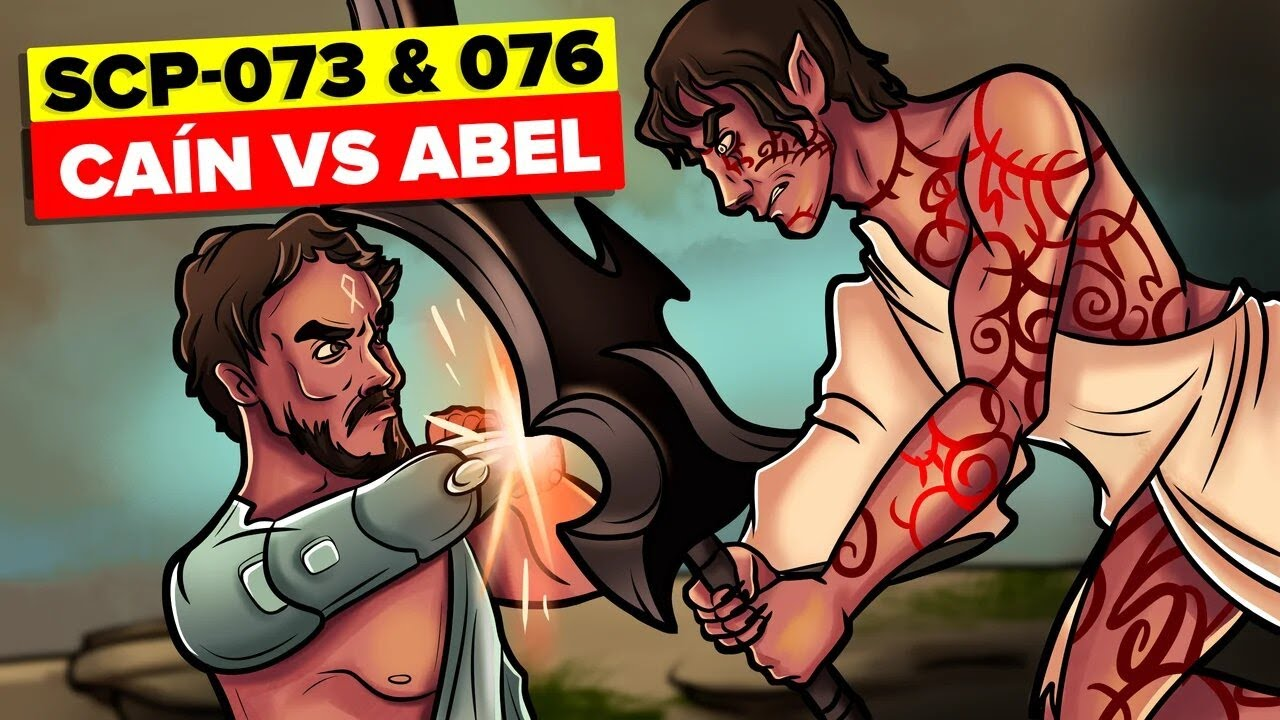 Cain And Abel Scp