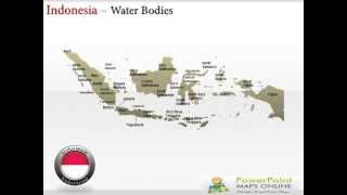 indonesia Map Of Indonesia And Bali