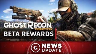 Ghost Recon: Wildlands Beta Rewards Revealed - GS News Update