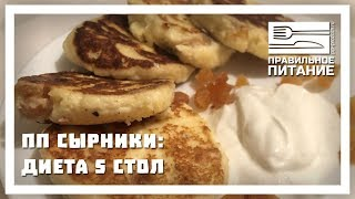 ПП Сырники диета 5 стол - ПП РЕЦЕПТЫ: pp-prozozh.ru