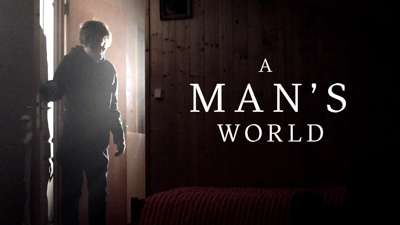 A Man's World (short sci-fi film)