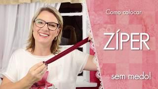 Zíper SEM MEDO – Dica de Sexta (Tutorial Patchwork)