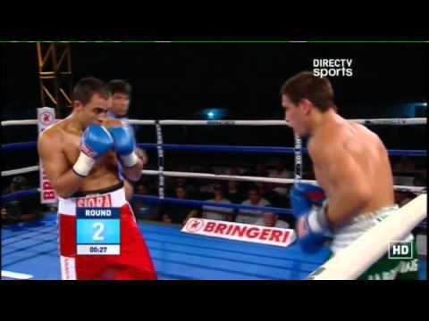 Marcelino Nino LOPEZ vs Sidney SIQUEIRA - Full Fight - Pelea Completa