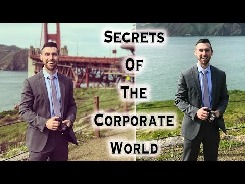 Day In The Life Of A Corporate Businessman (SECRETS REVEALED)