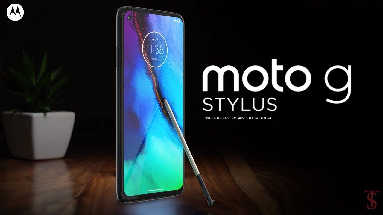 Moto G Stylus Official