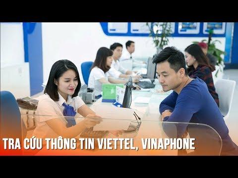 Cách Tự Tra Cứu TTTB Viettel, Vinaphone Tại Nhà-Check Your Viettel&Vina Info By Only Some Clicks!