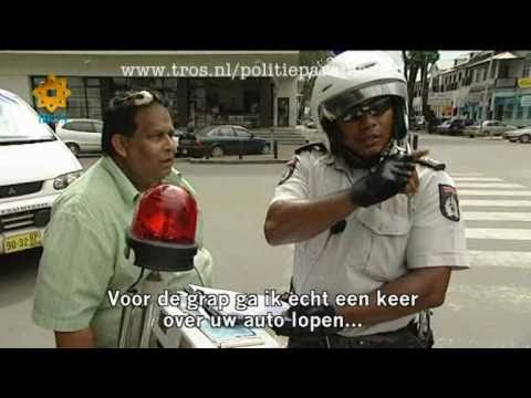 Promo Politie Paramaribo