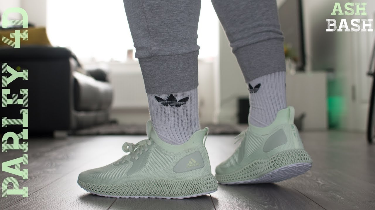 Review + On Feet | Parley x Adidas Alphaedge 4D | Ash Bash