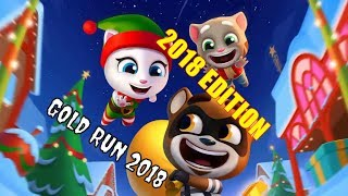 Talking Tom Gold Rush 2018 New Game Play on PC - Talking Tom Gold Run – Talking Tom Vs the Robber