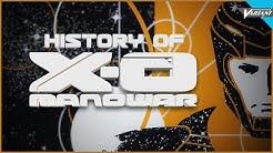 History Of X-O Manowar!