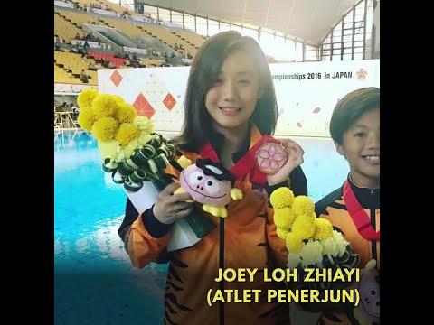 10 Atlet Hot Negara Kalah Artis Malaysia