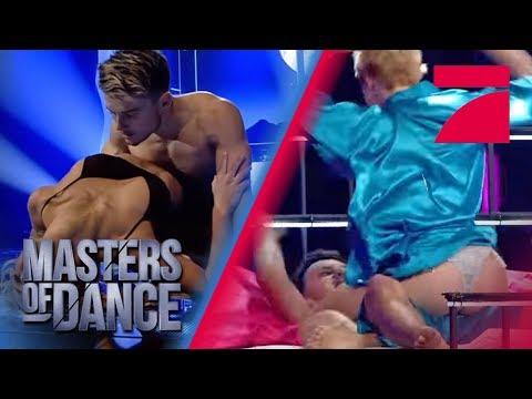 Bettgeschichten - Wer tanzt am heißesten? | Masters of Dance | ProSieben