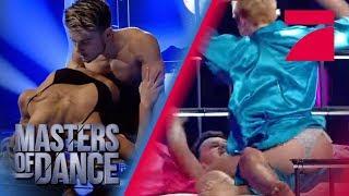 Bettgeschichten - Wer tanzt am heißesten?   Masters of Dance   ProSieben