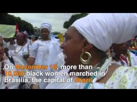 Afrobrazilian women