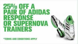 Lifestyle Sports adidas Trainer Scrappage Scheme 2011