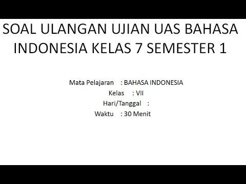soal essay bahasa indonesia kelas 7 Kategori contoh soal bahasa indonesia, kumpulan soal bahasa indonesia, materi pelajaran bahasa indonesia kelas 7 smp, pelajaran bahasa indonesia kelas 7 k13, pelajaran bahasa indonesia smp, pendalaman materi un bahasa indonesia smp tag ualngan harian menulis berita, ulangan harian bahasa indonesia kelas 7 : menentukan isi berita, ulangan harian.