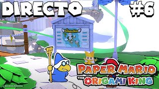 Vídeo Paper Mario: The Origami King