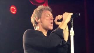 Bon Jovi - LIVE 2016 - Livin