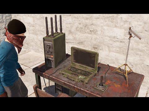 Rust - Камеры видеонаблюдения! Супер!
