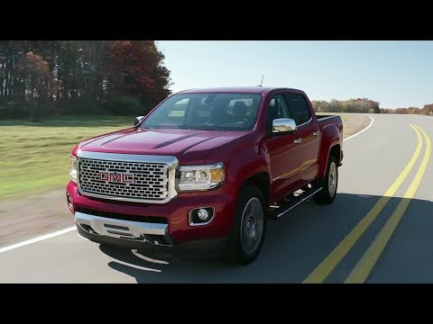 2019 GMC Canyon 2WD Crew Cab 128.3 Denali Review: Price, Specs & Features