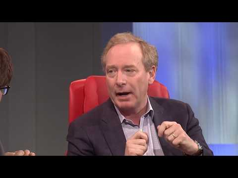 Microsoft president Brad Smith | Full interview | 2018 Code Conference