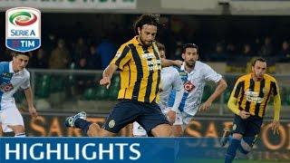Hellas Verona-Chievo 3-1 - Highlights - Matchday 26 - Serie A TIM 2015/16 streaming