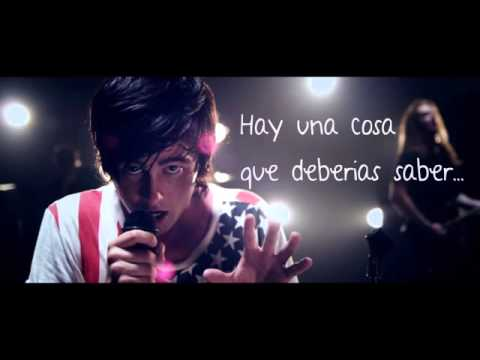 Sleeping With Sirens ''If You Can't Hang'' Letra En Español   Copy 1