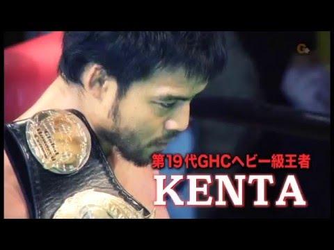 NOAH - KENTA vs Yuji Nagata