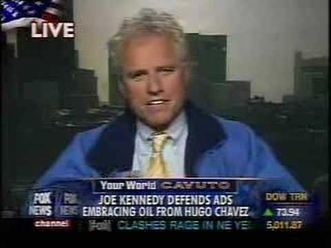 Joe For Oil >> Joe Kennedy Attacked For Receiving Heating Oil From Venez Youtube