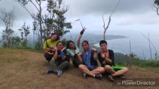 Mt. Hugom - San Juan Batangas