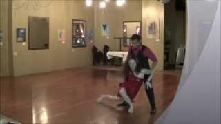 Bachata by Daniela & Zain -