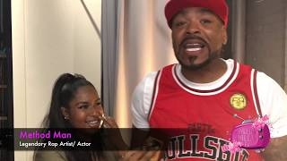"""Teyana Taylor and Method Man Link Up for """"Gonna Love You """" Remix"""