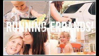 RUNNING ERRANDS! FOOD SHOP, FUEL, BALLET & DINNER   KERRY CONWAY