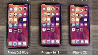 Apple iPhone XS, XS Plus and iPhone 2018 Models Leak in hindi #leak