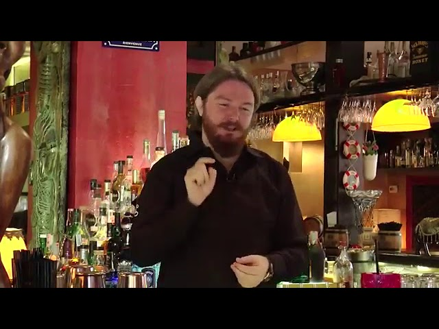 Ilir Dushkaj Cocktail Academy Tirana