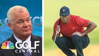 Speed Golf: Tiger Woods reps vs. rust, Brooks Koepka's concern | Golf Central | Golf Channel
