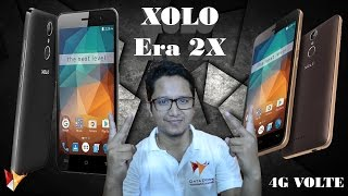 Xolo Era 2X 4G VOLTE Smartphone Specs,Price,Availability, Indepth Overview | Sneak Peak | Data Dcok