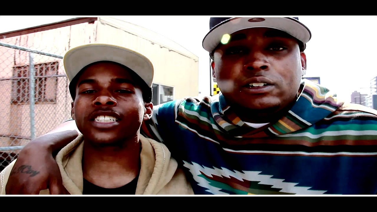 OUN P BEHIND THE SCENES IM ON VIDEO SHOOT + RESPONSE TO STOLEN BARS